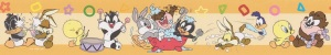 Cenefa Looney Tunes 6122